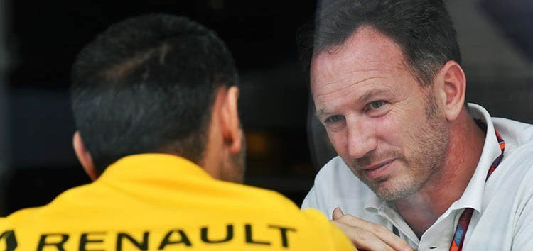 """Christian Horner: """"Renault quiere continuar con Red Bull"""""""