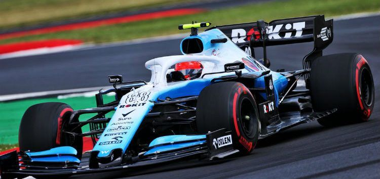 Williams sigue sin despegar en el GP de Gran Bretaña